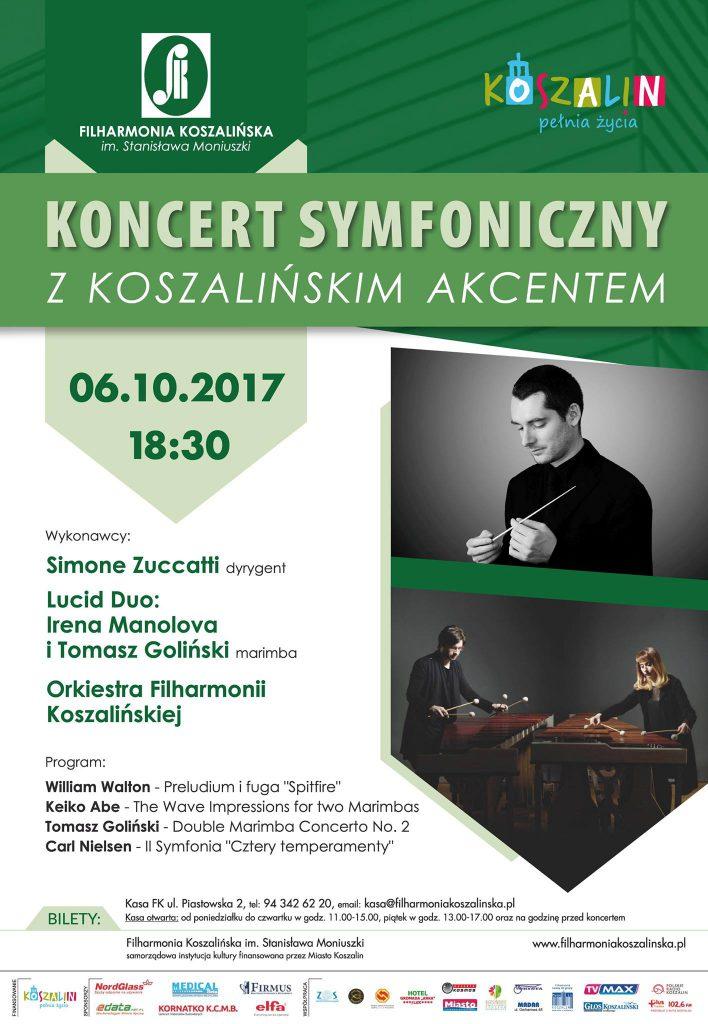 Lucid Duo and Koszalin Philharmonics