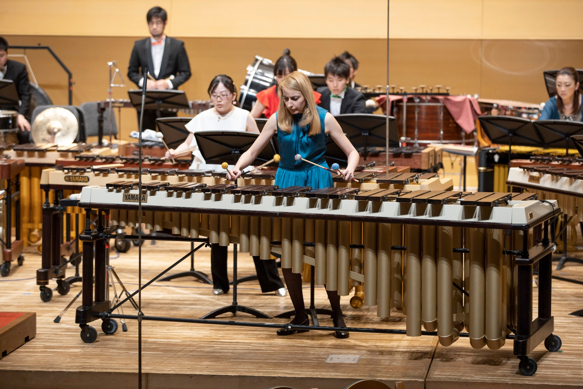 Lucid Duo and Phonix Ensemble 6