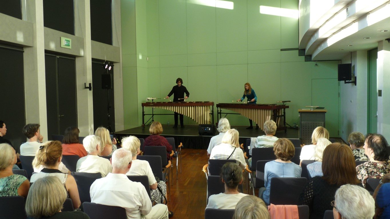 Concert at the Austrian Cultural Forum Berlin 1