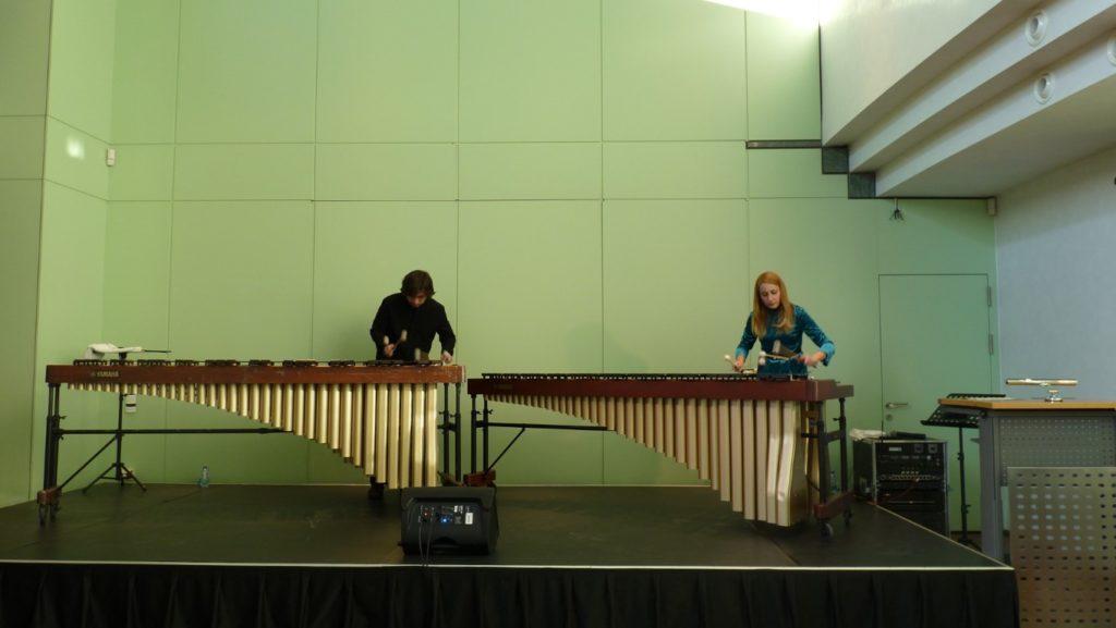 Concert at the Austrian Cultural Forum Berlin 2