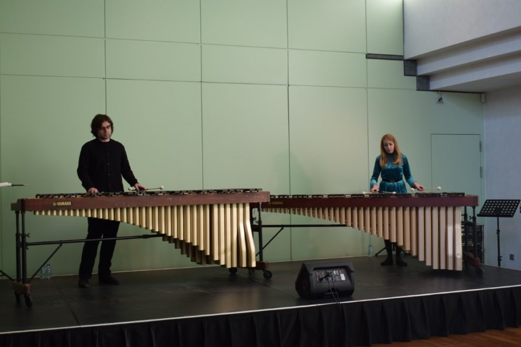 Concert at the Austrian Cultural Forum Berlin