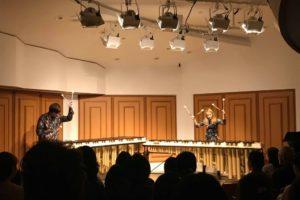 Recital at the Dolce Artists Salon Osaka