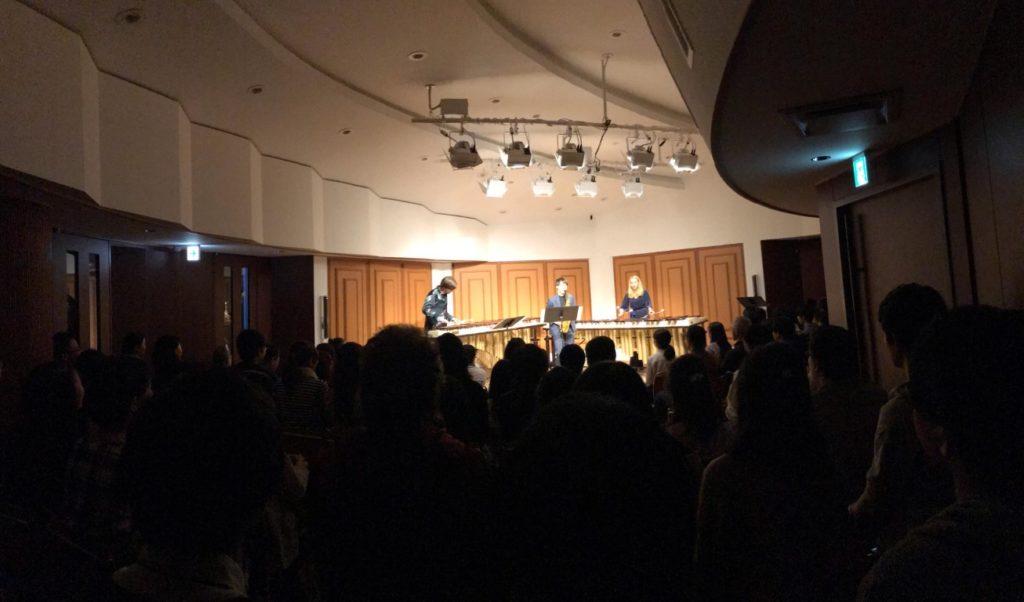Recital at the Dolce Artists Salon Osaka, Taewook Ahn Saxophone