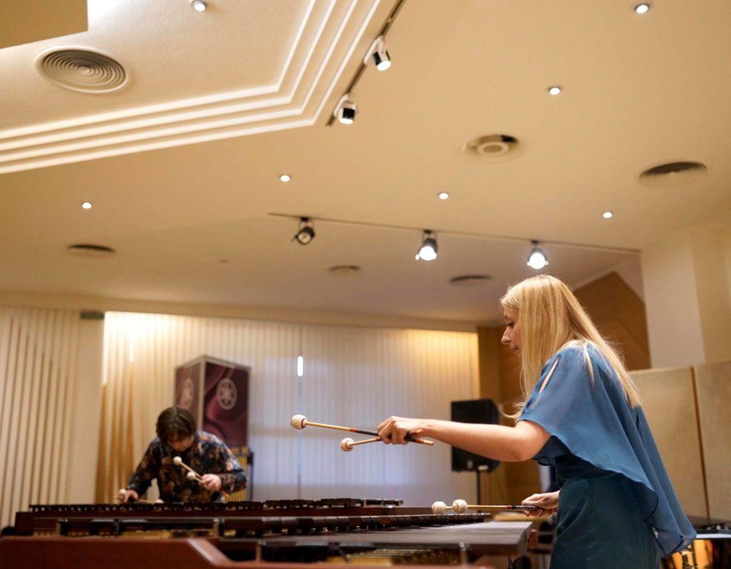 ©Ewelina Hajda Performing at Zivkovic International Summer Academy in Vienna 2020 (2)