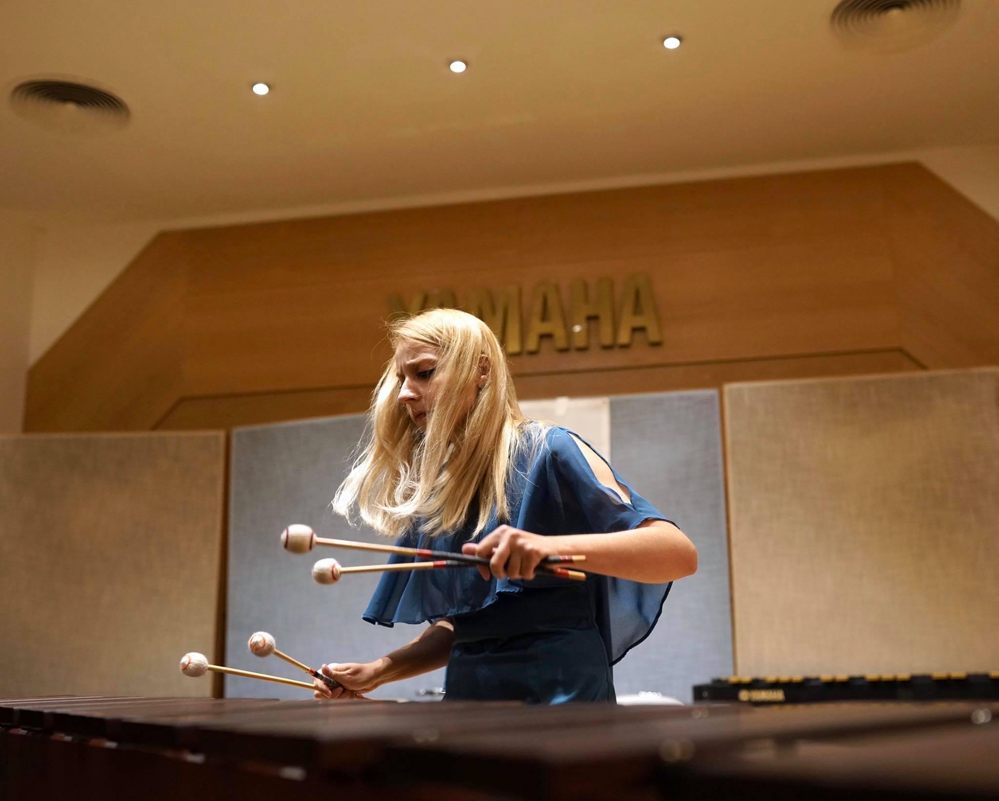 ©Ewelina Hajda Performing at Zivkovic International Summer Academy in Vienna 2020