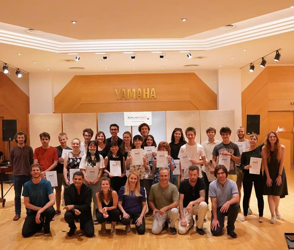 Zivkovic International Summer Academy 2020 Vienna